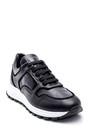 5638355506 Kadın Deri Sneaker