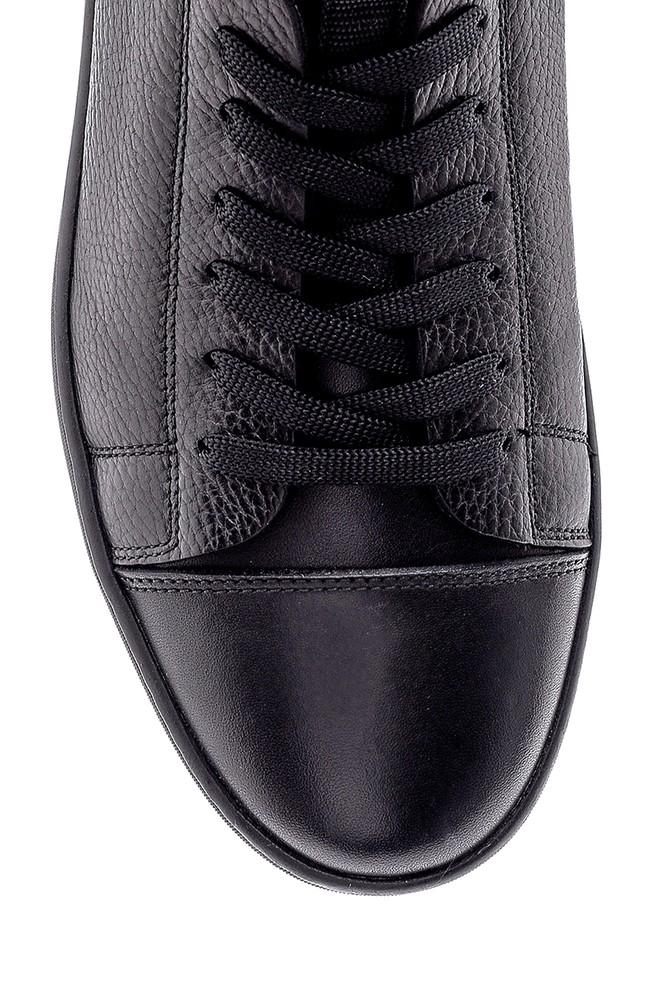 5638320431 Erkek Deri Sneaker