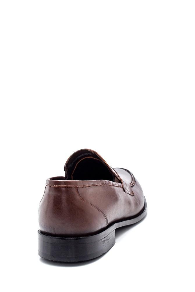 5638336364 Erkek Deri Klasik Ayakkabı
