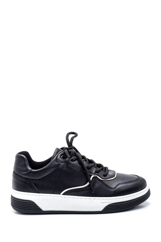 Siyah Kadın Sneaker 5638343651