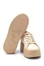 5638344618 Kadın Platform Deri Sneaker