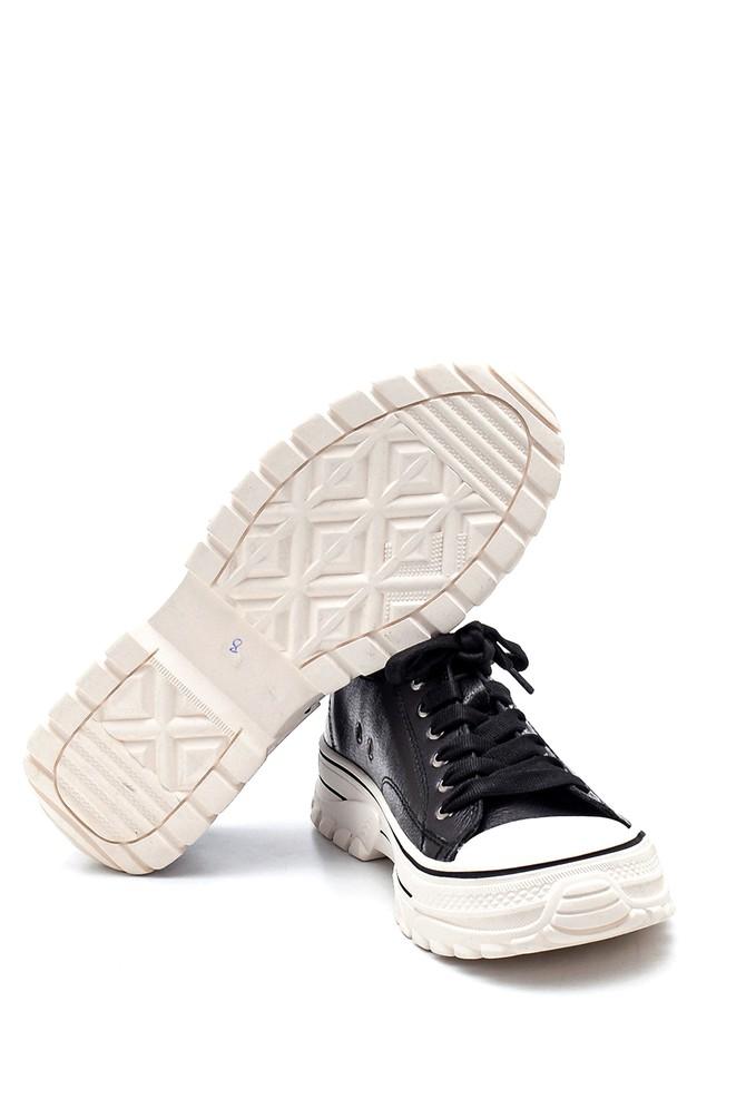 5638287132 Kadın Deri Sneaker