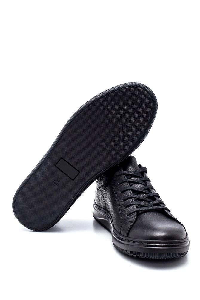 5638318877 Erkek Deri Sneaker