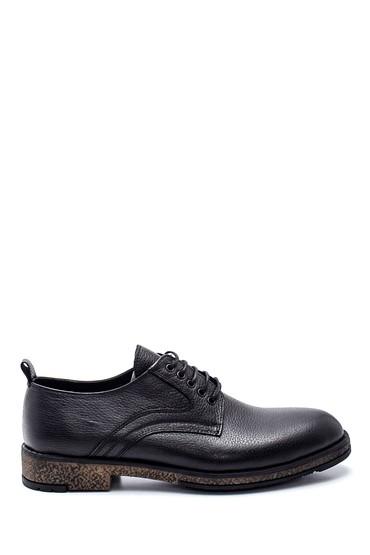 Siyah Erkek Casual Deri Ayakkabı 5638319994