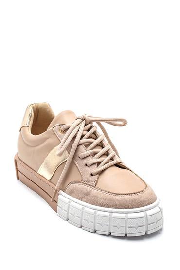 Bej Kadın Sneaker 5638343211