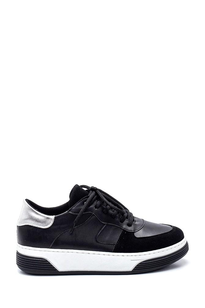 Siyah Kadın Sneaker 5638343192