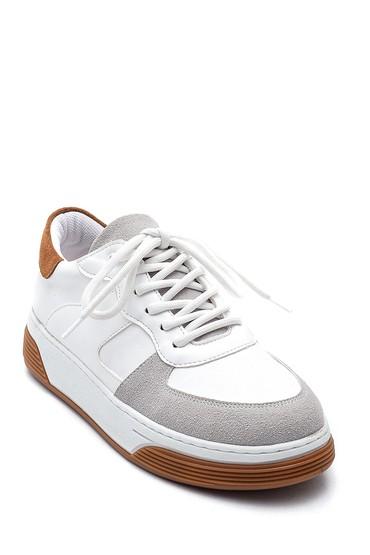 Beyaz Kadın Sneaker 5638343193