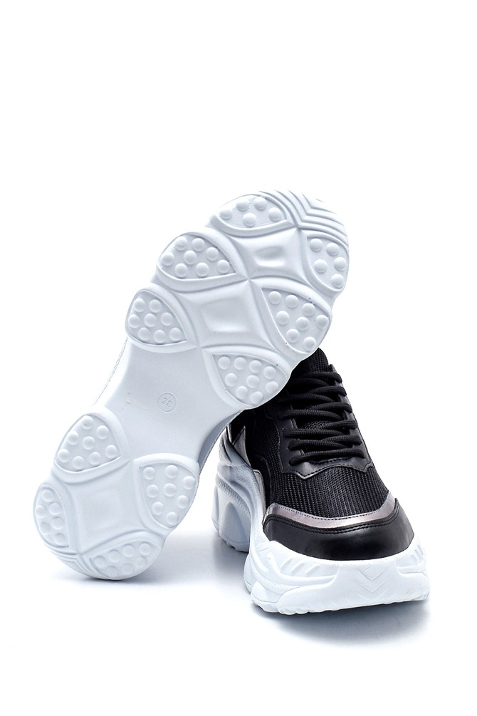 5638343670 Kadın Yüksek Taban Sneaker