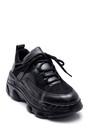 5638343680 Kadın Süet Detaylı Sneaker