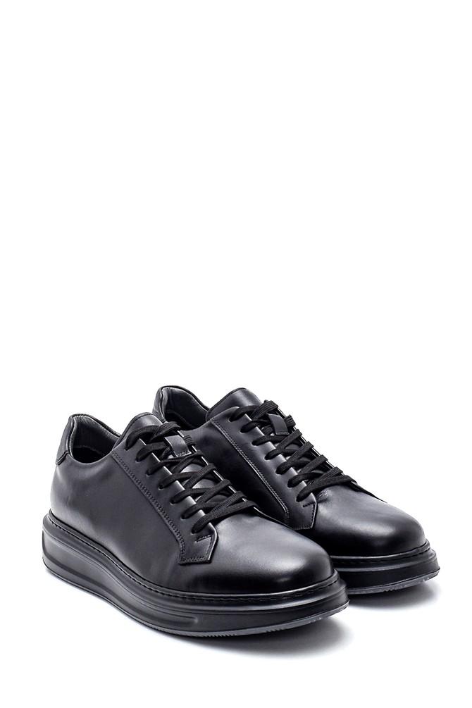 5638311761 Erkek Deri Sneaker
