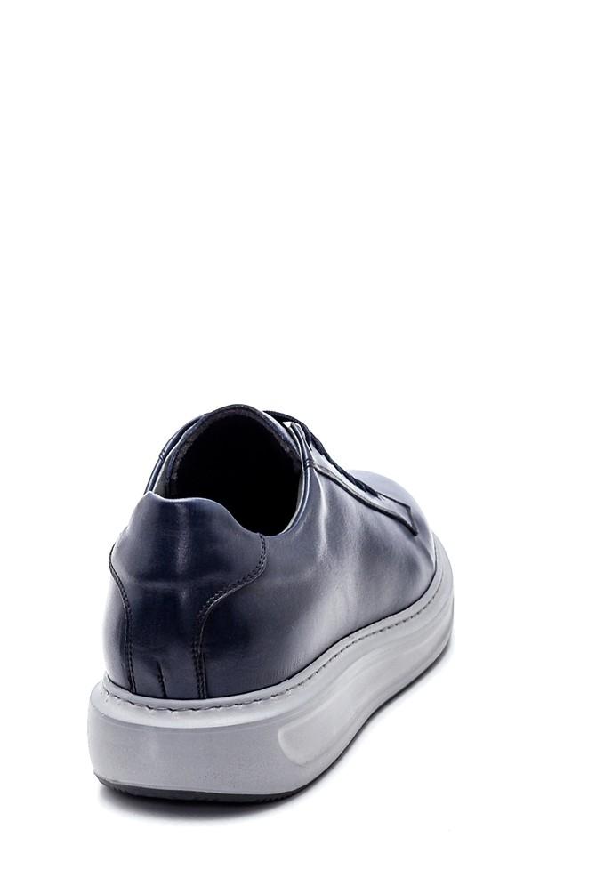 5638311762 Erkek Deri Sneaker
