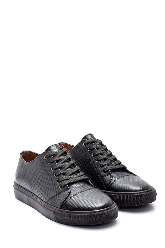 5638311909 Erkek Deri Sneaker