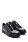 5638311952 Erkek Deri Kroko Sneaker
