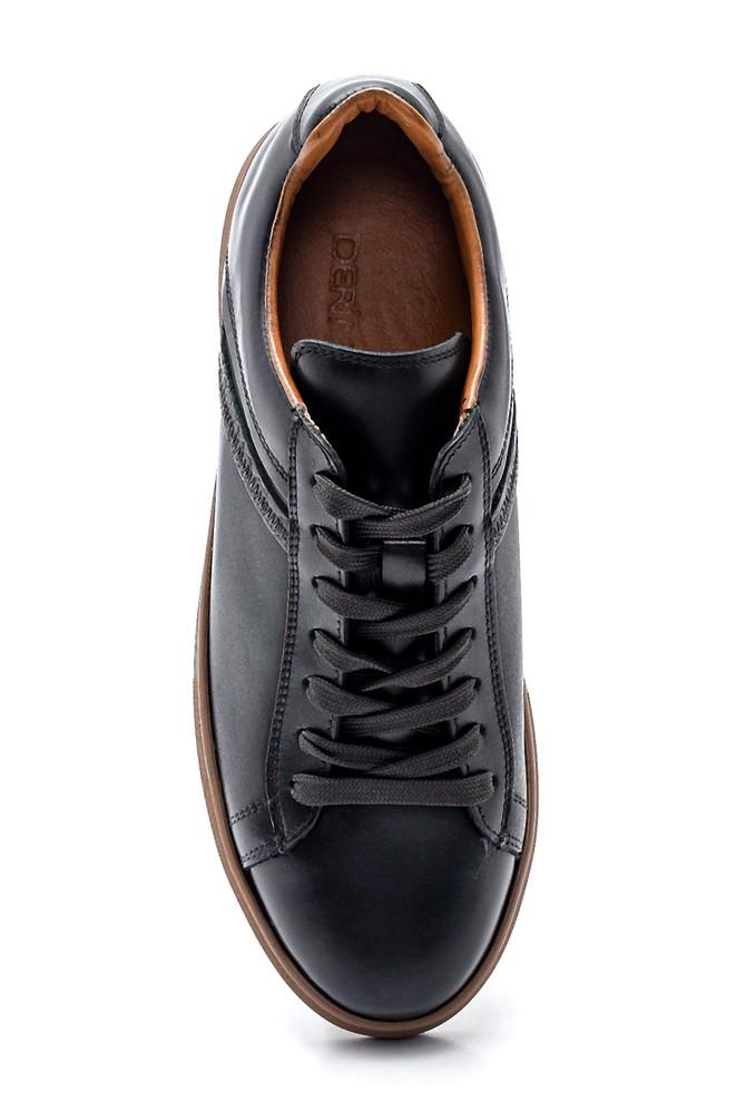 5638317297 Erkek Deri Sneaker