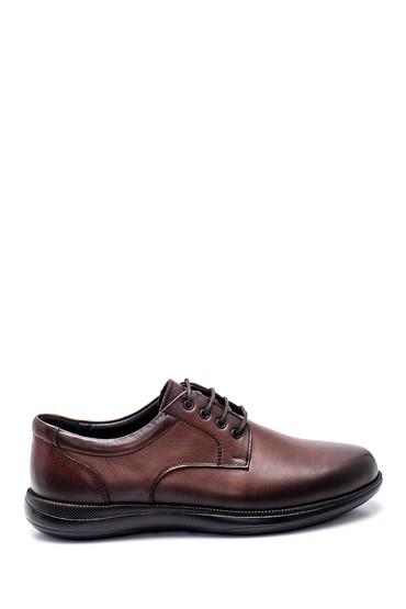 Kahverengi Erkek Casual Deri Ayakkabı 5638320026