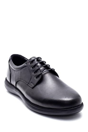 Siyah Erkek Casual Deri Ayakkabı 5638320027
