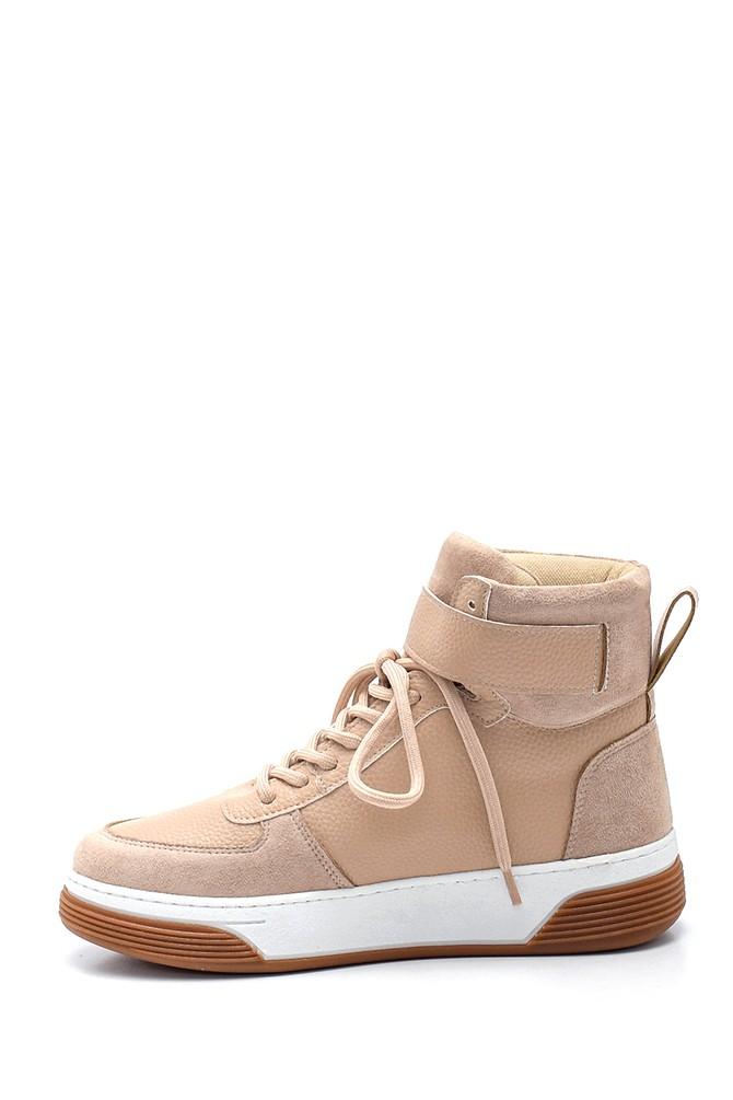 5638343173 Kadın Boğazlı Sneaker