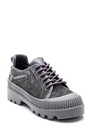 5638330541 Kadın Deri Sneaker