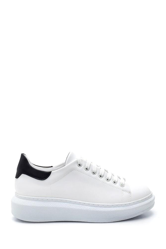 Beyaz Kadın Sneaker 5638312637