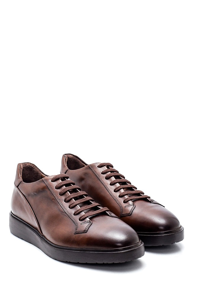 5638318263 Erkek Deri Sneaker