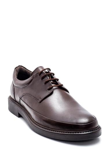 Kahverengi Erkek Deri Casual Ayakkabı 5638318626