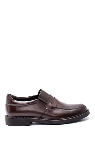Siyah Erkek Deri Casual Ayakkabı 5638318692