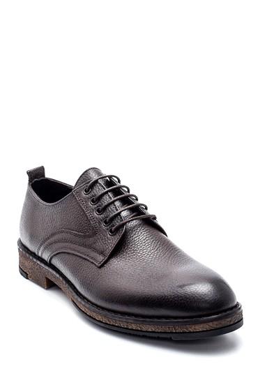 Kahverengi Erkek Casual Deri Ayakkabı 5638319993