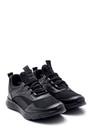 5638320069 Erkek Deri Detaylı Sneaker