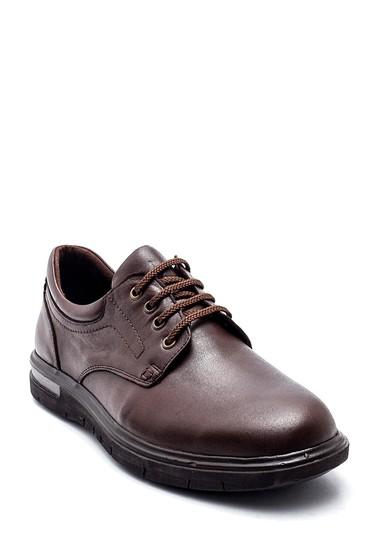 Kahverengi Erkek Deri Casual Ayakkabı 5638331844