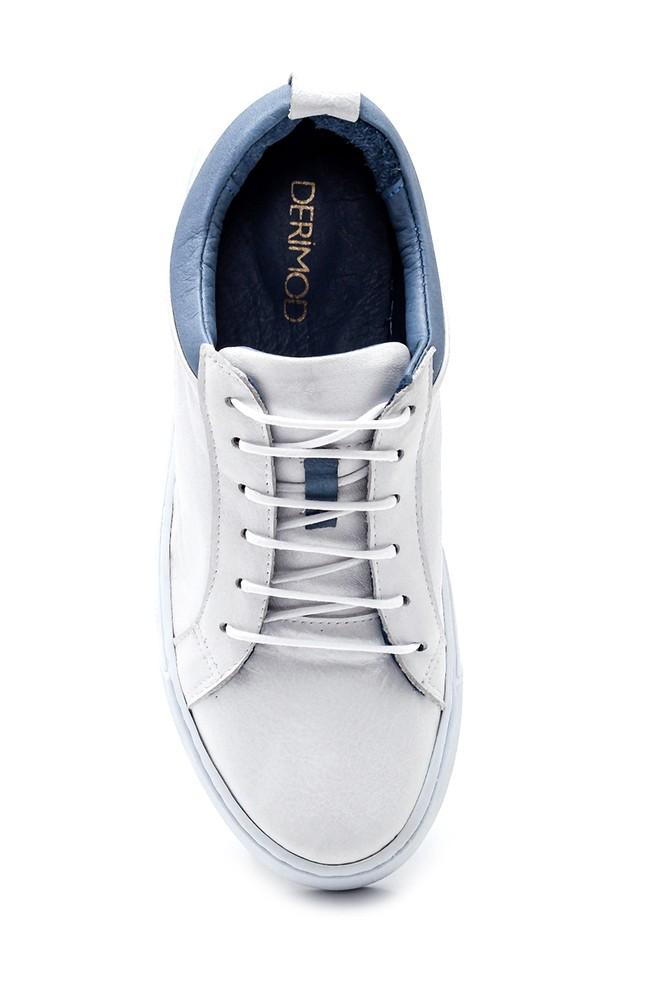 5638334904 Kadın Deri Casual Sneaker