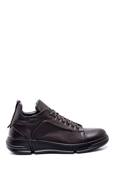 Kahverengi Erkek Deri Casual Ayakkabı 5638336930