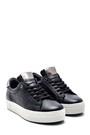 5638335754 Kadın Deri Casual Sneaker