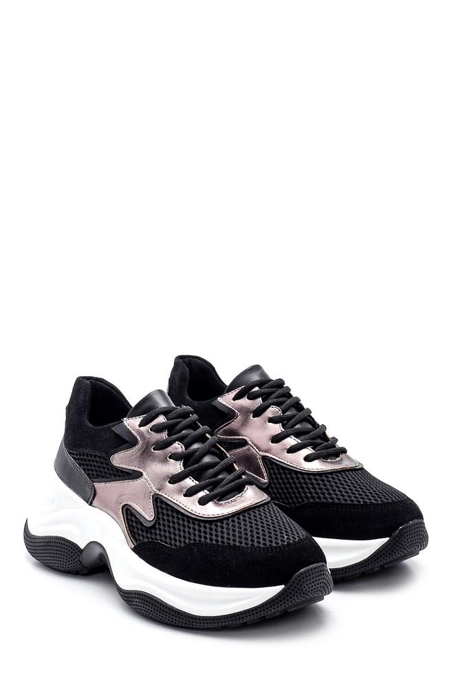5638343608 Kadın Yüksek Taban Sneaker