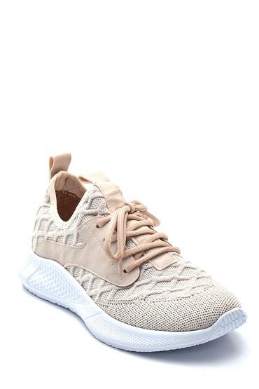 Bej Kadın Çorap Sneaker 5638343635