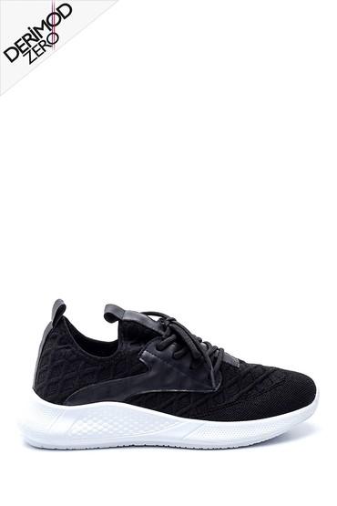 Siyah Kadın Çorap Sneaker 5638343637