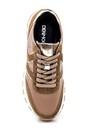 5638328117 Kadın Deri Süet Detaylı Sneaker