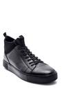 5638313471 Erkek Deri Boğazlı Sneaker