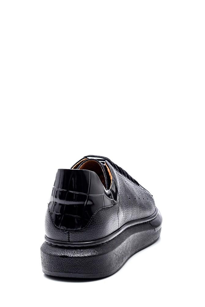 5638327604 Erkek Deri Sneaker