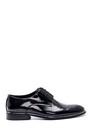 5638336386 Erkek Deri Rugan Klasik Ayakkabı