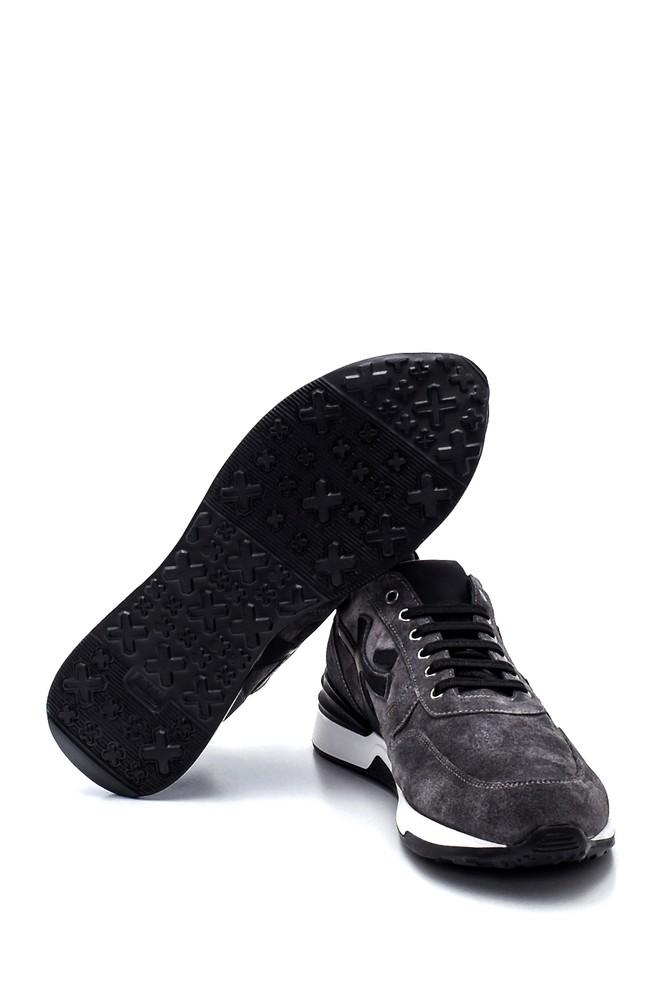 5638347896 Erkek Süet Deri Sneaker