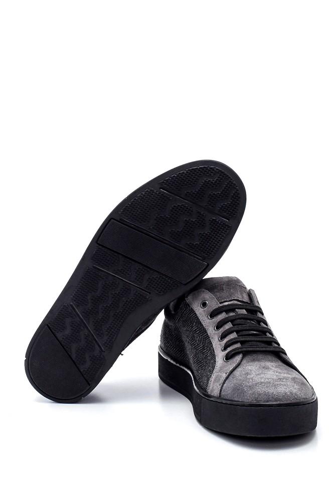 5638348030 Erkek Süet Deri Sneaker