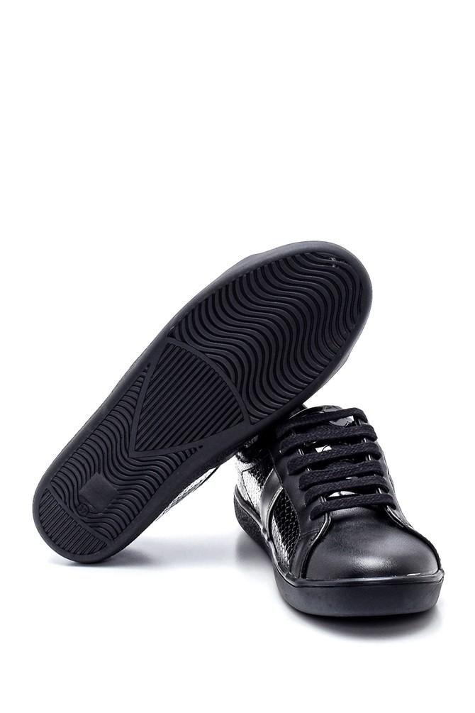 5638346528 Kadın Baskılı Sneaker