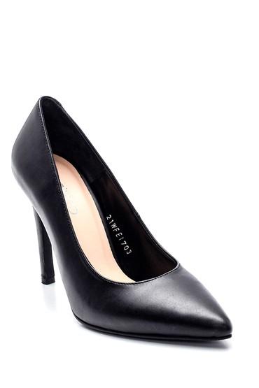 Siyah Kadın Gova Stiletto 5638352493