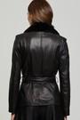 5638123327 Mayfair Kadın Deri Ceket