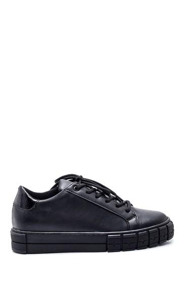 Siyah Kadın Sneaker 5638343240