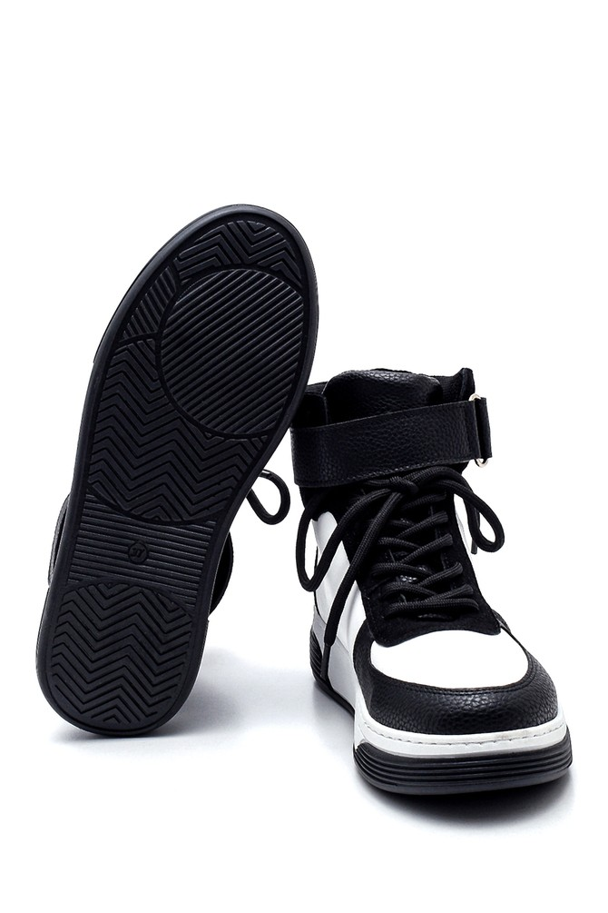 5638343169 Kadın Boğazlı Sneaker