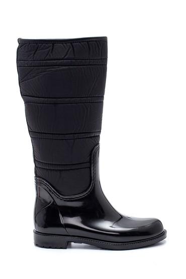 Siyah Kadın Yağmur Çizmesi 5638330412