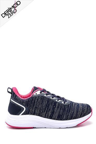 Lacivert Kadın Sneaker 5638277249