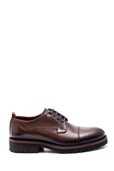 Kahverengi Erkek Deri Casual Ayakkabı 5638314492