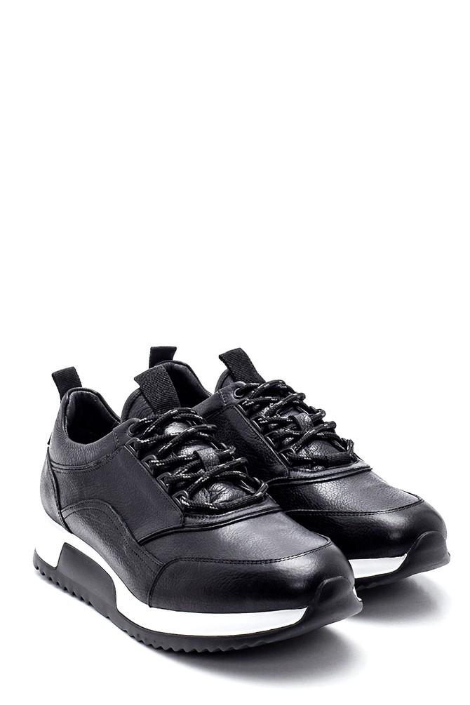 5638317693 Erkek Deri Sneaker